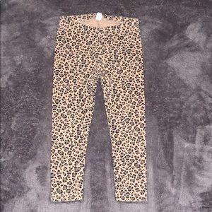 GUC 3T leopard print leggings